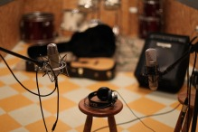 Stereo Mics On Acoustic