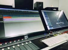 Recording @ Univibe Audio (SLATE RAVEN)