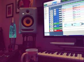 Mixing With Coffee