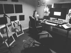 Home Studio - Messy But Creative Space
